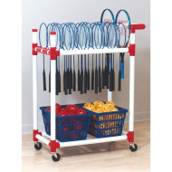 Racket Master Storage Cart