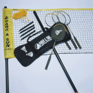 Pro Outdoor Badminton Set