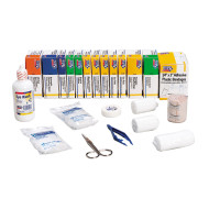 First Aid Kit Refill for W8933