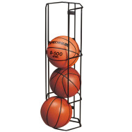 Basketball Butler™ 4 Ball Storage Rack