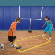 Indoor Jumbo Floor Football Pack