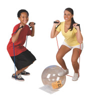 Exerball™ Resistance Tubing Station Pack