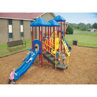 UP & Away Triple Deck Play System
