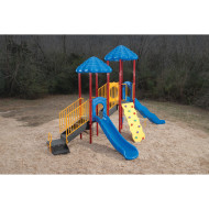 UP & UP Double Deck Play System