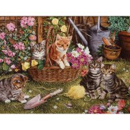 Easy Handling Puzzles, Kittens