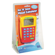 See n Solve Visual Calculator Classroom Pack (pack of 12)