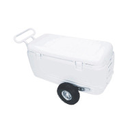 Igloo® 120-Quart All-Terrain Wheelie Cooler