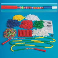 Make Your Own Custom Beaded Jump Rope Pack (set of 6)