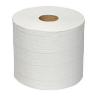 White Paper Towel Roll 550ft. (case of 6)