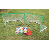 Deluxe Pop-Up Youth Soccer Easy Pack