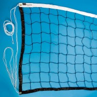 School/Recreation Volleyball Net White