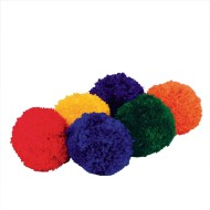 Spectrum™ Fleece Balls  (set of 6)