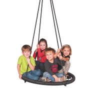 Webbed Platform Swing