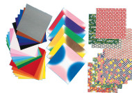 "Origami Paper, 5-7/8"" square  (pack of 100)"