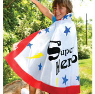 Super Hero Capes Craft Kit (makes 12)