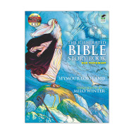 Bible Story Book: Old Testament with CD
