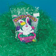 Decorator Easter Grass, 2oz., Green (pack of 12)
