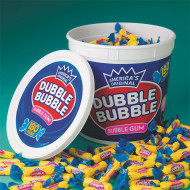 Dubble Bubble Gum (180/tub)