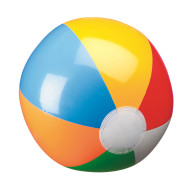 "Economy 12"" Beach Ball  (pack of 12)"