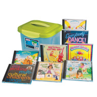 CD Set for Three Year Olds (set of 8)