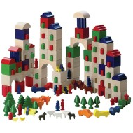 Haba® Little Amsterdam Building Blocks