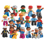 Lego® Duplo® Community People Set (set of 21)
