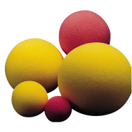 "2-5/8"" Uncoated Foam Ball"