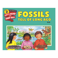 Fossils Tell Of Long Ago Book
