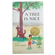 A Tree Is Nice Book