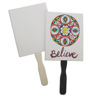 Color-Me™ Paddle Fans (makes 24)