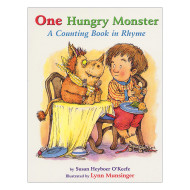 One Hungry Monster: A Country in Rhyme Book