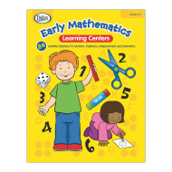 Early Math Learning Centers Book