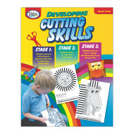 Developing Cutting Skills Early Years Book