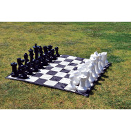 "Super Jumbo Chess Set with 16"" King"