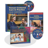 Person-Centered Care in Practice Book & DVD Package
