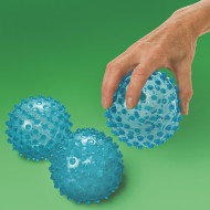 Spikey Massage Balls (set of 3)