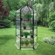Ogrow 4-Tier Hexagonal Flower Planthouse