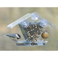 Window Cafe Bird Feeder