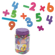 Magnetic Numbers Canister Set