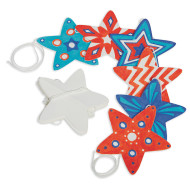 Color-Me™ Star Stringers (makes 48)