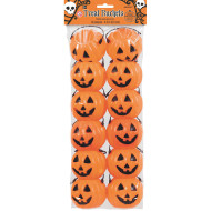 Mini Pumpkin Treat Pails (pack of 12)