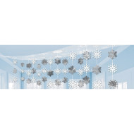 Snowflake Ceiling Decoration