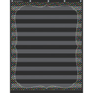 Bright Chalkboard Pocket Chart
