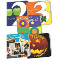 Counting & Math Book Set (set of 5)