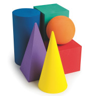 Foam Geometry Solids Set