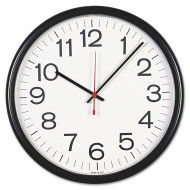 Universal Indoor/Outdoor Clock, 13-1/2""
