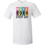 Move Every Day Men