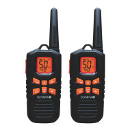 Olympia R500 42 Mile Two-Way Radio (pair)