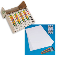 Crayola® Watercolor Painting Easy Pack