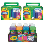 Crayola® Outdoor Art Easy Pack